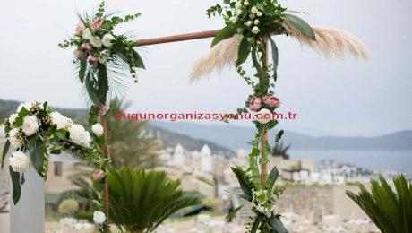 Bodrumda Düğün Organizasyonu Mekanları