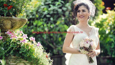 Gelinlik ve Düğün Konsepti Uyumu İzmir Organizasyon