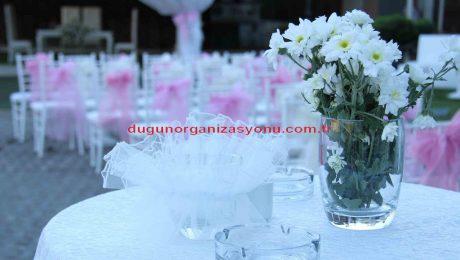 İzmir'de Düğün Organizasyonu Mekanları