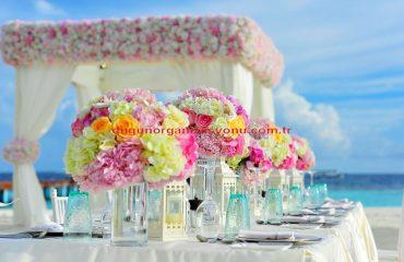 Düğün Organizasyonu Mekanı Seçimi İzmir Organizasyon