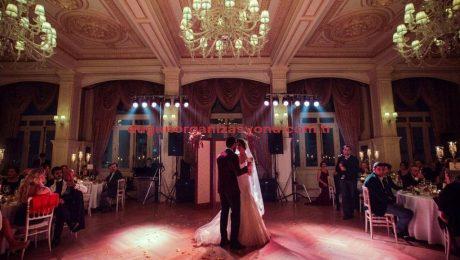 Düğün Organizasyonu Ses Sistemi Kiralama