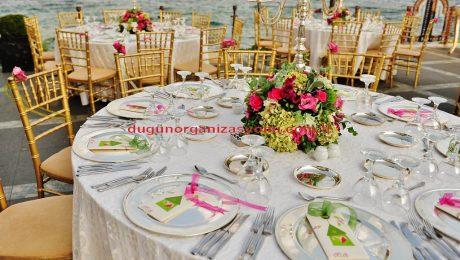 Düğün Organizasyonu Sandalye Kiralama