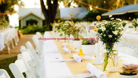 Düğün Temaları ve Düğün Organizasyonu