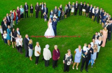 Düğün Organizasyonu Drone Çekimleri