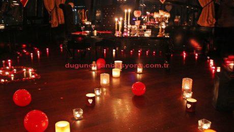 Evlilik Teklifi Organizasyonu Süsleme Servisi İzmir