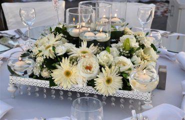 Şamdan Çiçek Süsleme İzmir Organizasyon