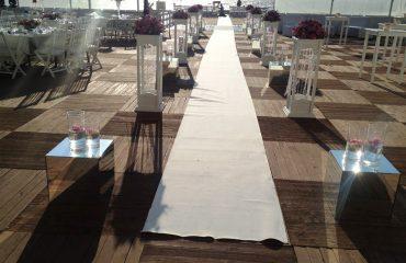 Düğün Organizasyonu Yürüyüş Yolu Kiralama İzmir