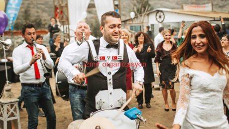 Özel Konseptli Düğün Organizasyonu İzmir Organizasyon
