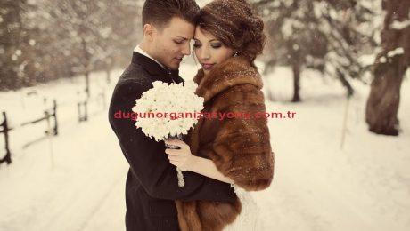 Kış Düğünü Organizasyonu İzmir Organizasyon