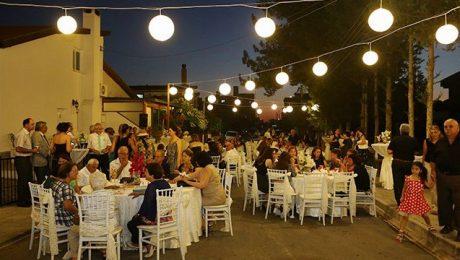 Sokak Düğünü Organizasyonu İzmir Organizasyon