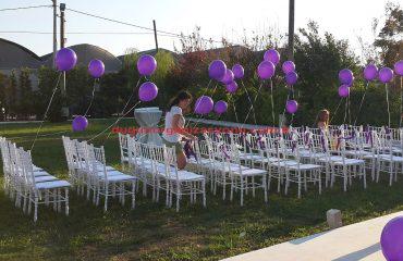 Düğün Organizasyonu Işıklı Uçan Balonlar