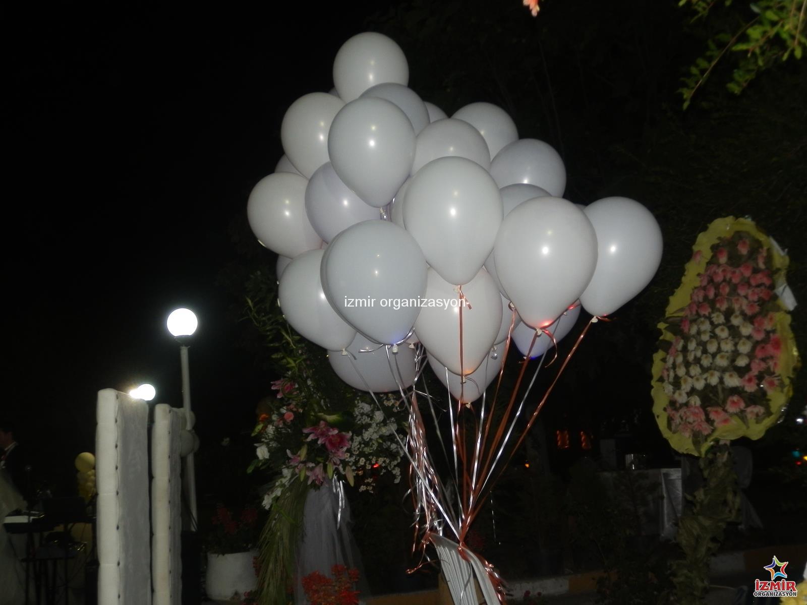 Balon Susleme Hizmeti Izmir Dugun Organizasyonu