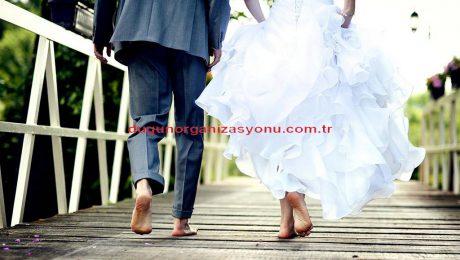 İzmir Düğün Organizasyonu Dış Mekan Fotoğraf Çekimi
