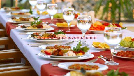 Düğün Organizasyonu ve Catering İzmir Organizasyon